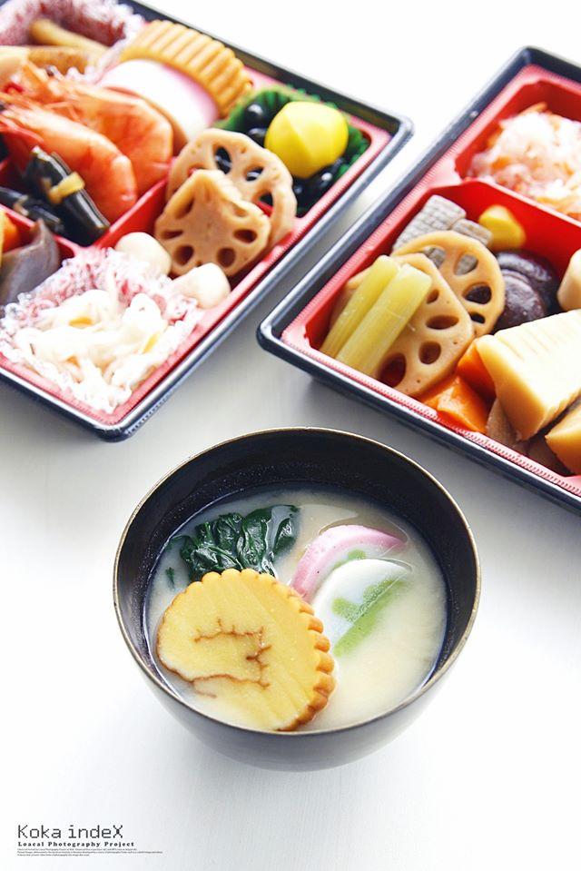 新春写真部・お節料理を初撮り!