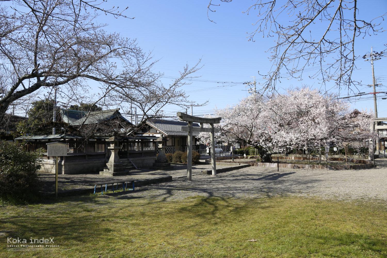 水口レイピア 藤栄神社